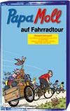 Papa Moll auf Fahrradtour, Umschlag gross anzeigen