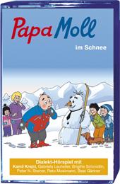 Papa Moll im Schnee, Umschlag gross anzeigen