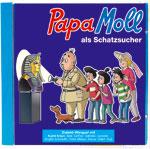 Papa Moll auf Schatzsuche CD