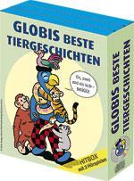 Globis beste Tiergeschichten, Umschlag gross anzeigen