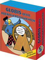 Globis beste Abenteuergeschichten CD, Umschlag gross anzeigen