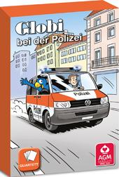 Globi bei der Polizei Quartett
