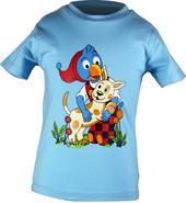 Glöbeli T-Shirt blau 86/92