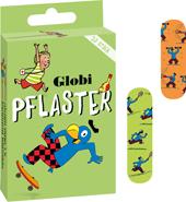 Globi Pflaster Sport