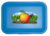 Globi Lunchbox Forscher blau