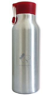 Globi Trinkflasche Aluminium, Umschlag gross anzeigen