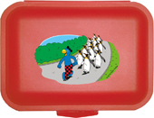 Globi Lunchbox Pinguinparade ro