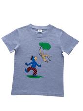 Globi T-Shirt grau Gibbon 98/104, Umschlag gross anzeigen