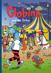 Globine und der Zirkus, Umschlag gross anzeigen