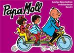 Papa Moll Band 6, violett