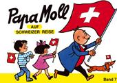 Papa Moll auf Schweizer Reise, Umschlag gross anzeigen