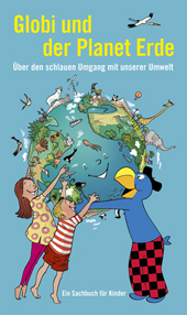Globi und der Planet Erde, Umschlag gross anzeigen