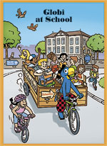 Globi at School
