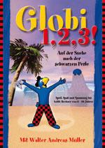 Globi CD-ROM Spiel 1,2,3 Schwarze Perle